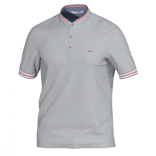 BRAX GOLF - Polo Paul 624087E9 Gris/08 Homme