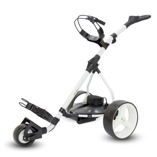 INFINITY - Chariot Electrique Infinity Plus Blanc Lithium (Pliable)