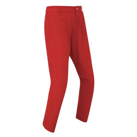 FOOTJOY - Pantalon Slim Fit Lite 90176E9 Rouge Homme