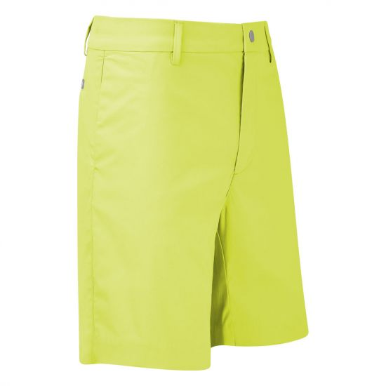 FOOTJOY - Bermuda FJ Slim Fit 90185E9 Lime Homme