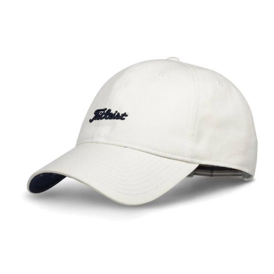TITLEIST - Casquette Nantucket TH9ANKTLE Blanc Femme