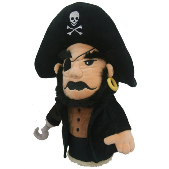 DAPHNE'S - Couvre Clubs Pirate Peluche