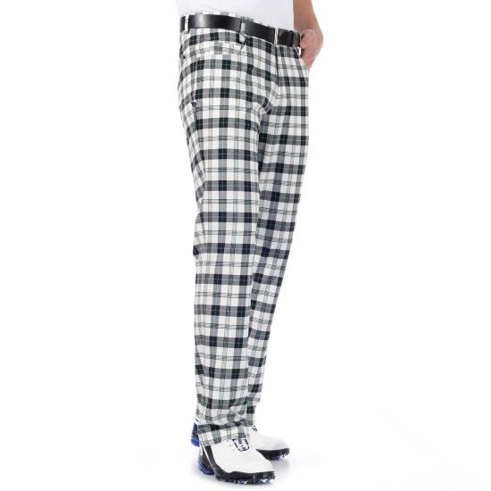 GOLFINO - Pantalon Stretch Check Homme 6161112