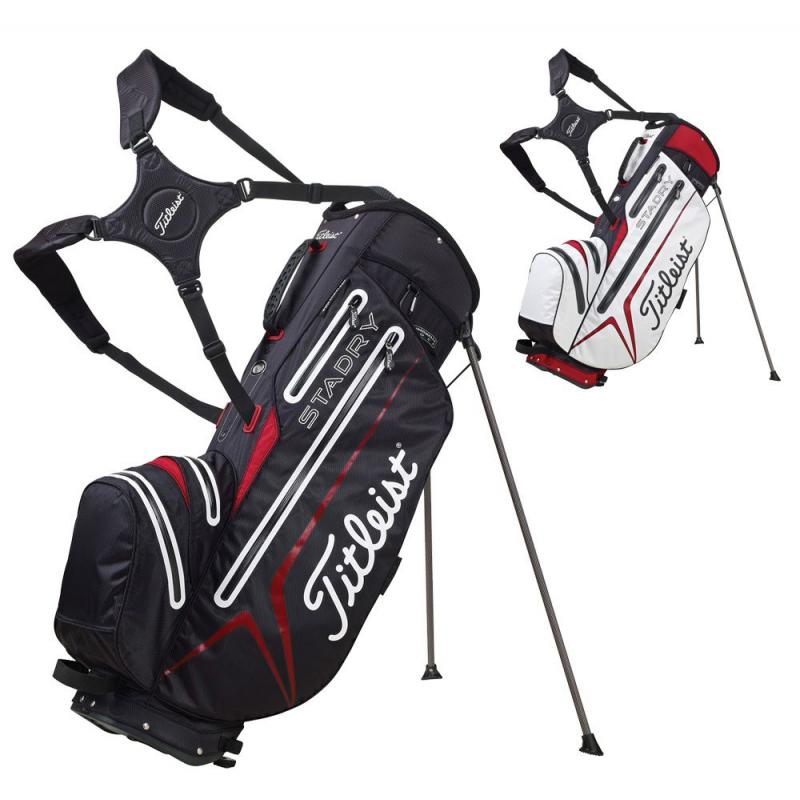 titleist sac de golf tr pied tb3sx6 stadry waterproof 2013 achat prix golf des marques. Black Bedroom Furniture Sets. Home Design Ideas