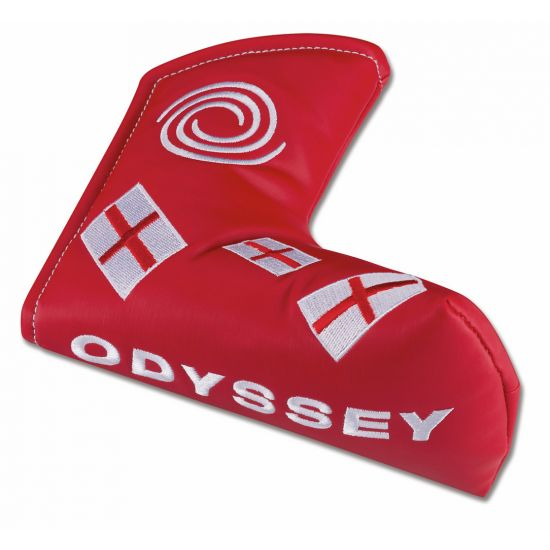 ODYSSEY - Couvre Putter England Lame