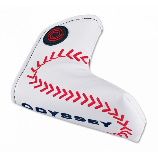 ODYSSEY - Couvre Putter Baseball Lame