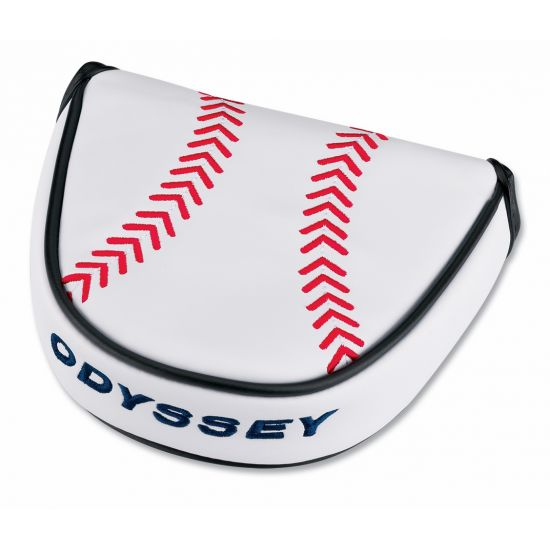 ODYSSEY - Couvre Putter Baseball Maillet