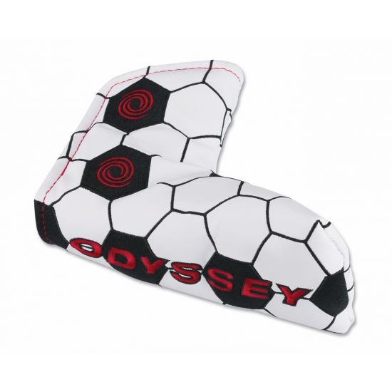 ODYSSEY - Couvre Putter Soccer Lame