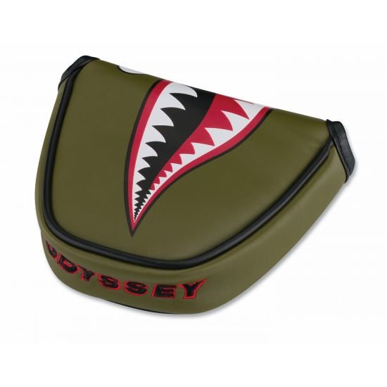 ODYSSEY - Couvre Putter Fighter Plane Lame