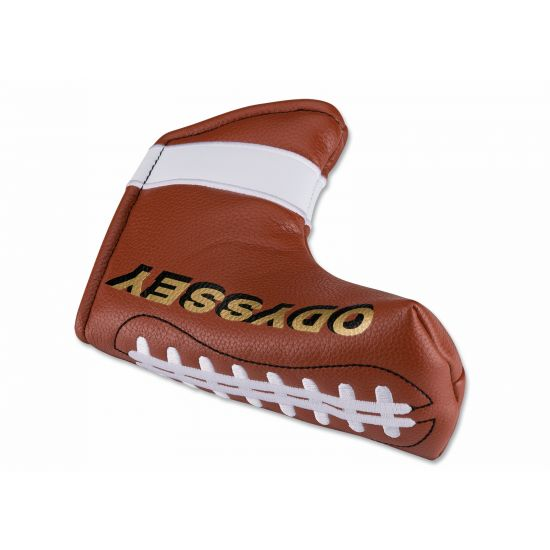 ODYSSEY - Couvre Putter Football Americain Lame