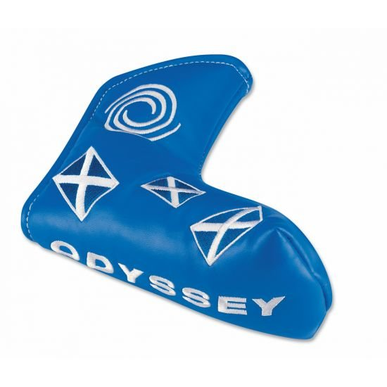 ODYSSEY - Couvre Putter Scotland Lame