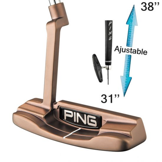 PING - Putter Karsten TR Anser 5 (Shaft Ajustable)
