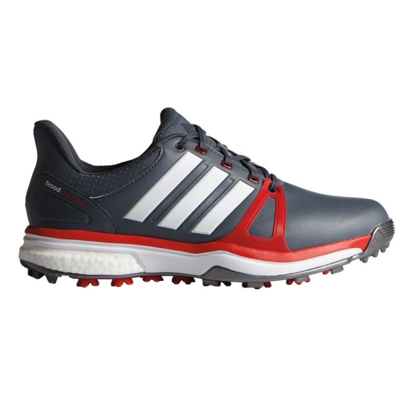reputable site 91612 4d44b ... ADIDAS - Adipower Boost 2 Q44667 GrisRouge Homme ...