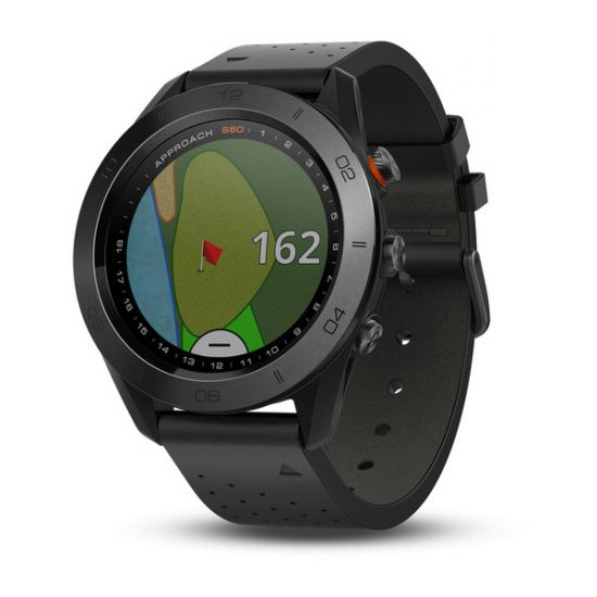 GARMIN - Montre GPS Approach S60 (Edition Premium)