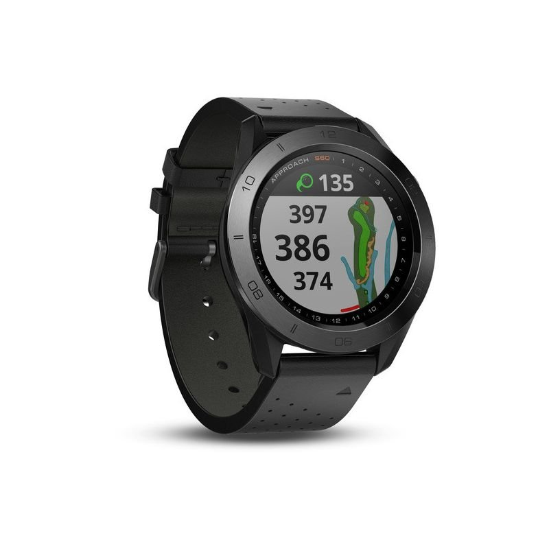 garmin montre gps approach s60 edition premium achat prix montre garmin s60 blanche golf. Black Bedroom Furniture Sets. Home Design Ideas