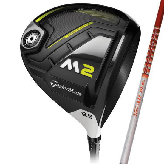 TAYLORMADE - Driver M2 Custom (Shaft Tour AD Di6) 2017