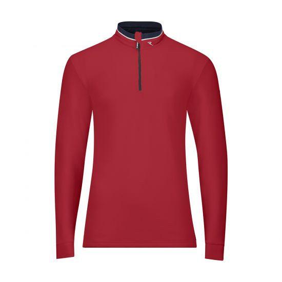 CHERVO - Sweat Tapeo 56327 Rouge/846 H17 Homme