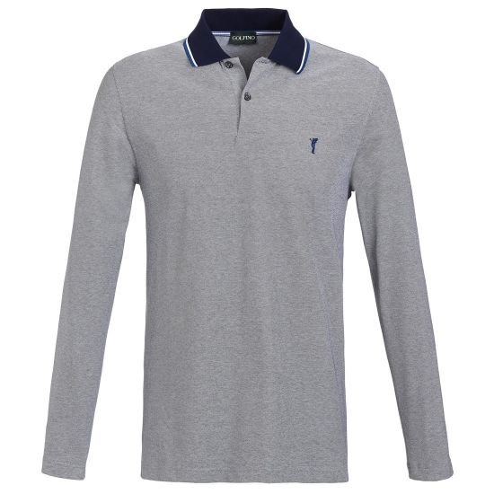 GOLFINO - Polo Fonctionnel 1330914 Marine/590 H17 Homme