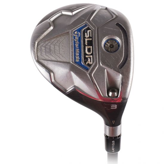 TAYLORMADE - Bois SLDR N°3/15° Stiff Droitier d' Occasion (12)