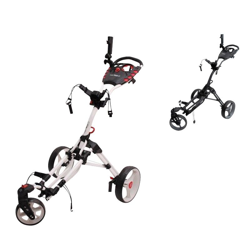 trolem chariot twily 3 roues achat prix chariot one lock trolem golf des marques. Black Bedroom Furniture Sets. Home Design Ideas
