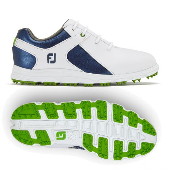 FOOTJOY - FJ Junior 45039 Blanc (Mixte) 2018