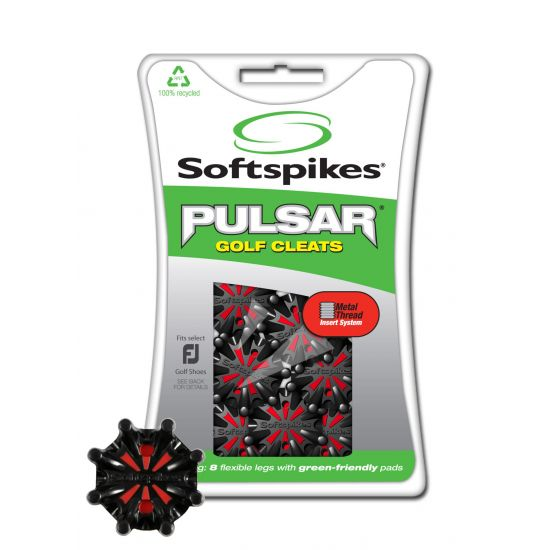 "SOFTSPIKES - 20 Crampons PULSAR ""Fixation Metal 6mm"""