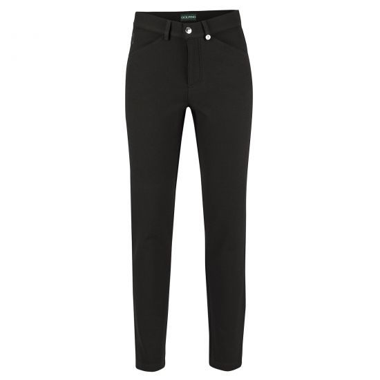 GOLFINO - Pantalon 7/8e Cold Protection 3368626 Chataigne/768 H18 Femme