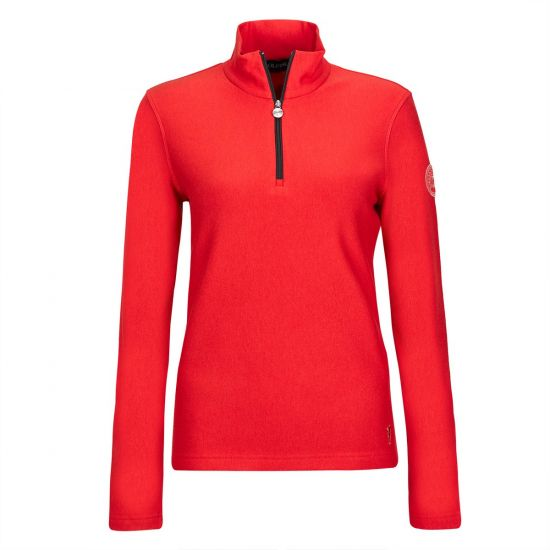 GOLFINO - Sweat Techno Cold Protection 3328126 Rouge/367 H18 Femme