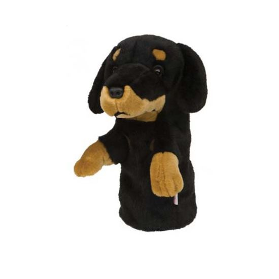 DAPHNE'S - Couvre Clubs Dachshund Peluche