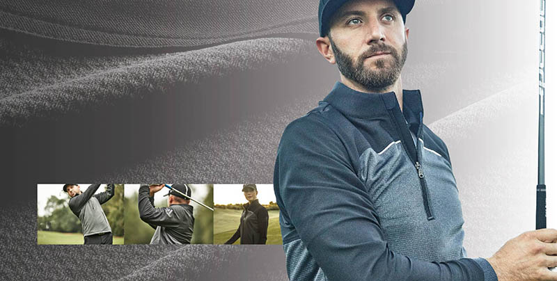 Collection Adidas Golf Hiver 2018-2019