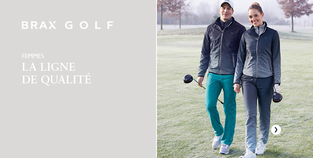 Collection Braxgolf femme hiver 2017