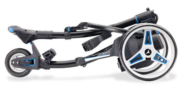 Motocaddy S5 Connect plié